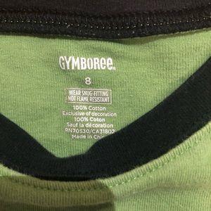 Gymboree Pajamas - Boys Gymboree 2 pc long sleeve pajama Halloween